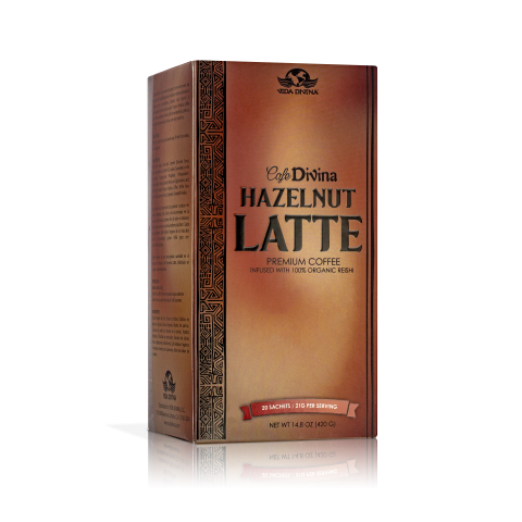 Hazelnut Latte